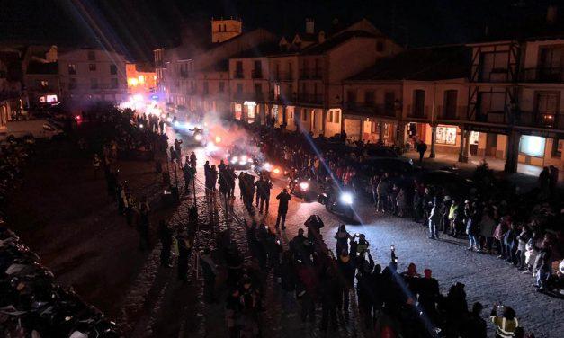 Fotos Concentración La Leyenda Continúa 2020