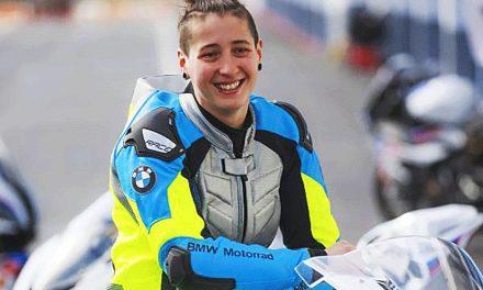 Lucy Glöckner ¿La primera mujer en el Mundial de Superbikes WorldSBK?