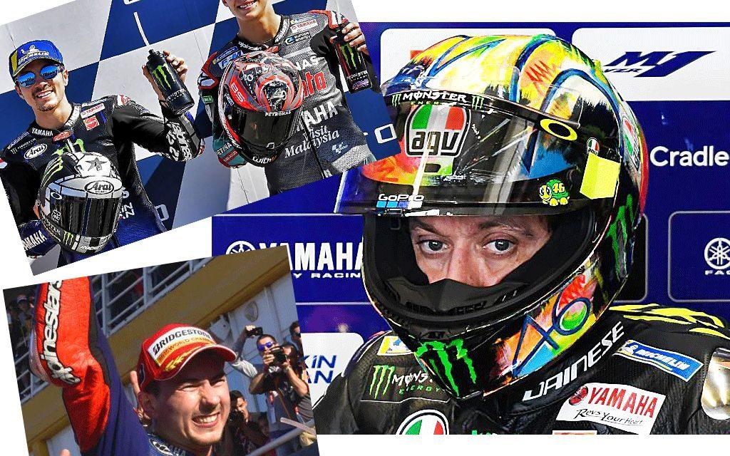 EXPEDIENTE YAMAHA MOTOGP 2020: ROSSI, QUARTARO, MAVERICK Y LORENZO ¡QUE LIO!
