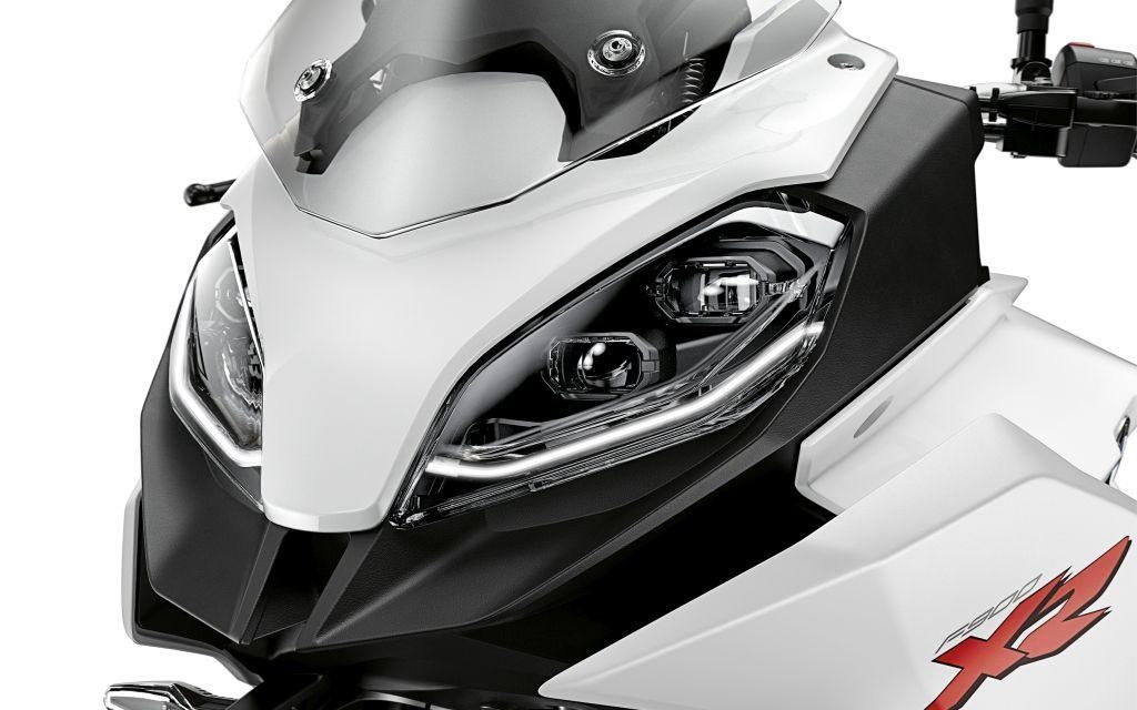 FOTOS prueba BMW F900XR 2020 presentación