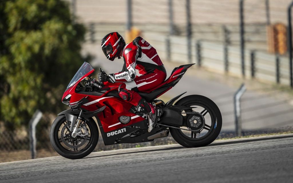 Fotos Ducati Superleggera V4 2020