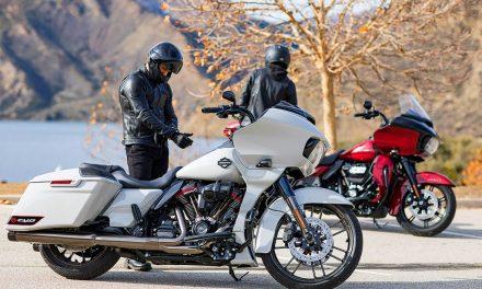 Harley Davidson CVO Road Glide 2020: SERIE LIMITADA