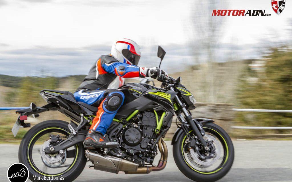 Fotos Kawasaki Z650 2020 prueba