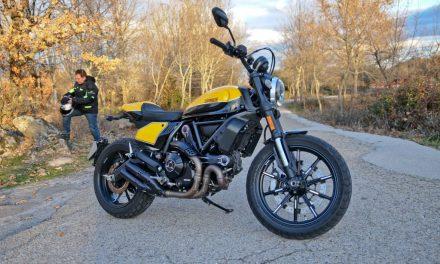 Ficha técnica y precio Ducati Scrambler Full Throttle
