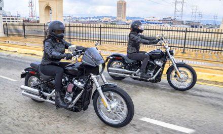 MOTOS 2020: LLEGA LA Harley-Davidson Softail Standard