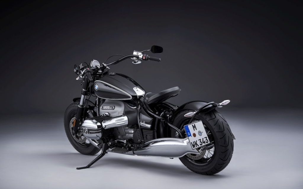 FOTOS BMW R18 2020