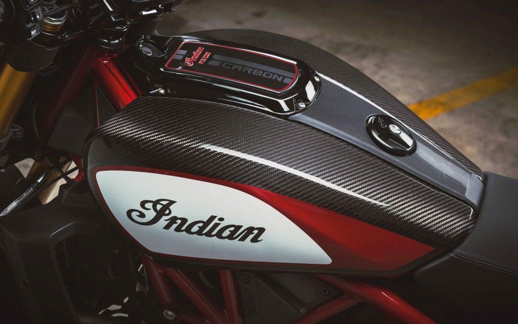FOTOS INDIAN FTR 1200 CARBON 2020