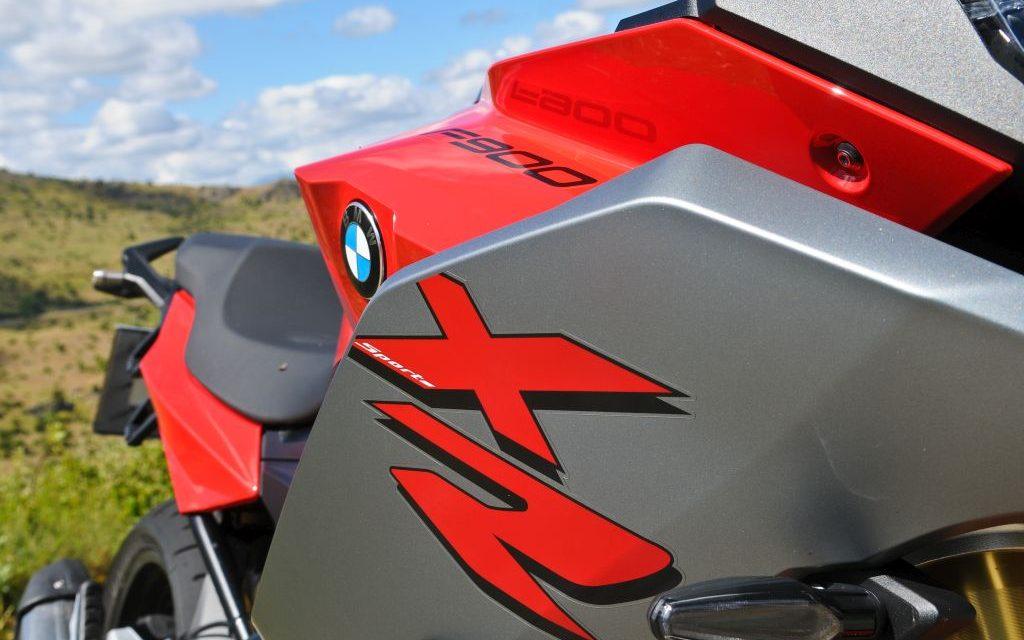 Fotos BMW F900XR 2020 PRUEBA MotorADN