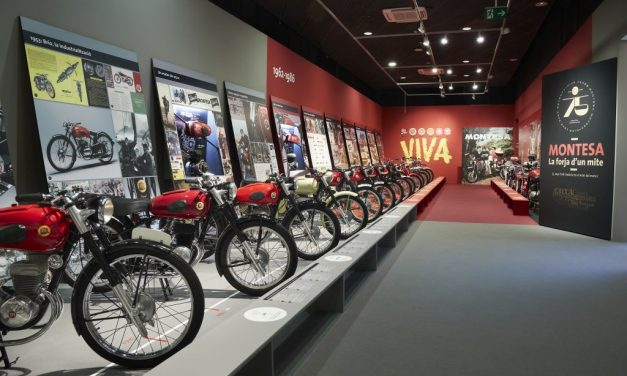 FOTOS EXPOSICIÓN 75 ANIVERSARIO MONTESA 2020