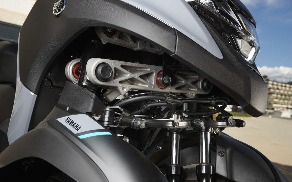 Fotos presentación Yamaha Tricity 300 2020  MotorADN