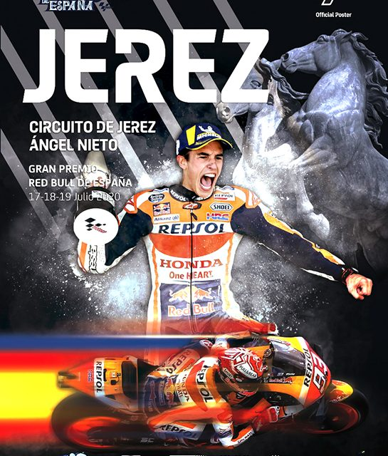 JEREZ MOTOGP 2020: HORARIO