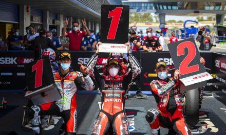 MUNDIAL SUPERBIKES WORLDSBK 2020. JEREZ: Ducati domina… casi.