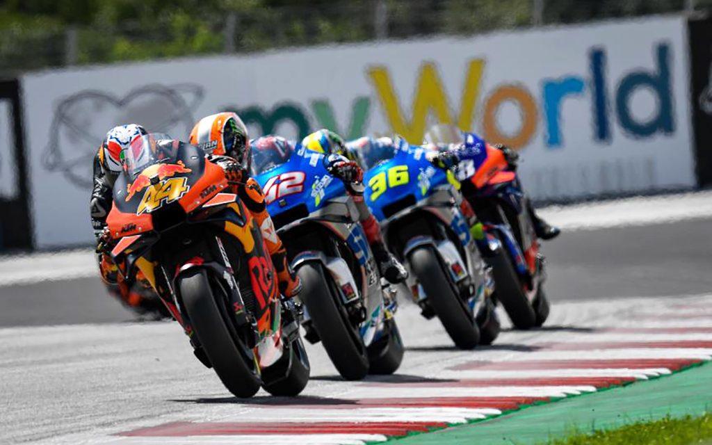 HORARIO MOTOGP 2020 GP DE STYRIA, AUSTRIA. RED BULL RING.