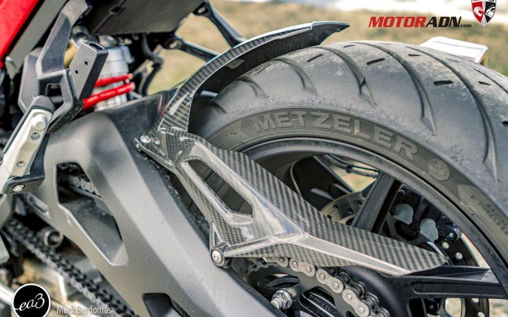 Fotos BMW 1000 XR 2020 prueba