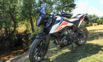 FOTOS KTM 390 ADVENTURE 2020 PRUEBA