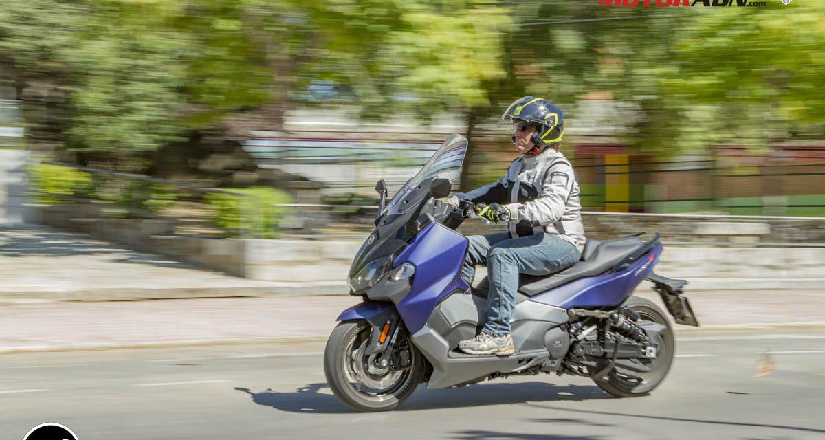 FOTOS SYM TL 500 2020 PRUEBA MOTORADN