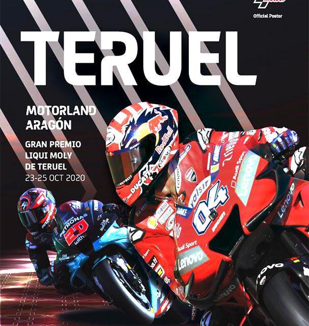 HORARIOS MOTOGP 2020: GP LIQUI MOLY DE TERUEL, MOTORLAND