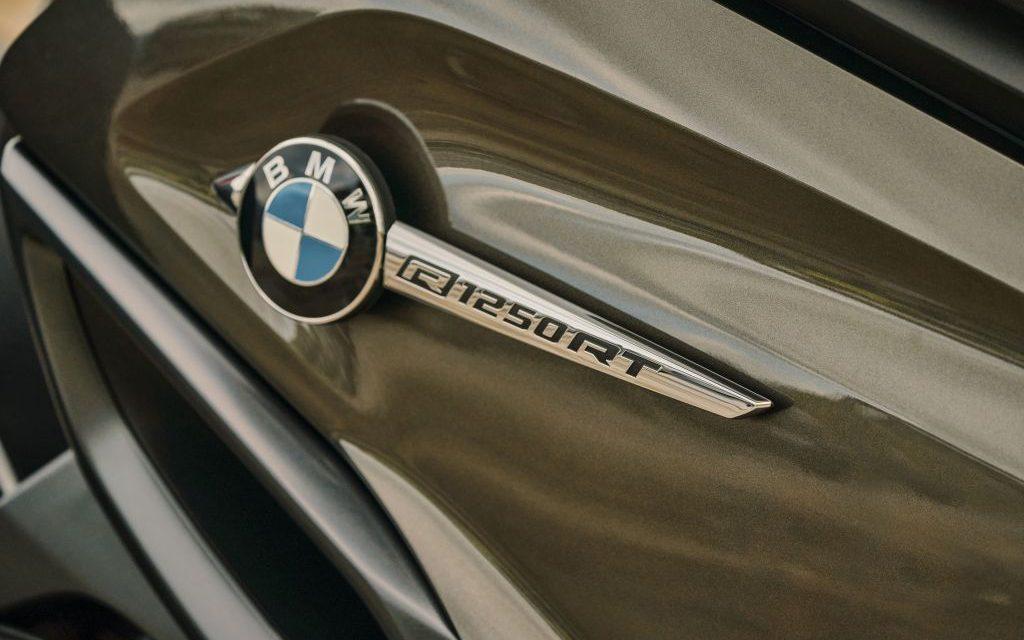 FOTOS BMW R1250 RT 2021