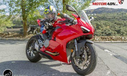 Ficha técnica Ducati Panigale V2 2020
