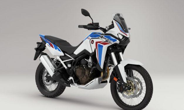 Fotos Honda Africa Twin CRF1100L 2021