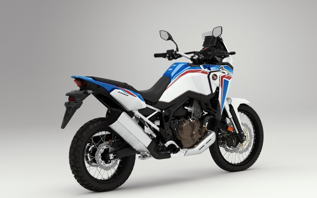 Fotos Honda Africa Twin CRF1100L 2021