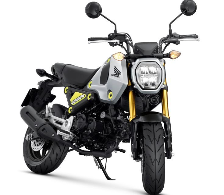 MOTOS 2021: HONDA MSX 125 GROM 2021, la fun bike por excelencia