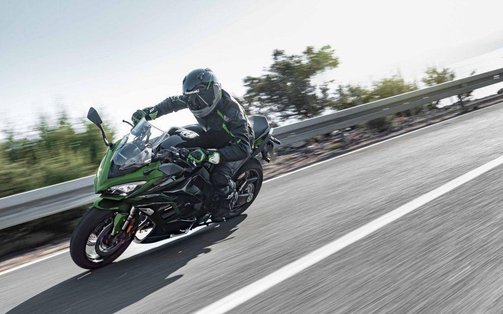 FOTOS Kawasaki Ninja 1000SX 2021