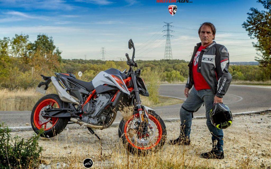 FOTOS KTM 890 DUKE R 2020 PRUEBA