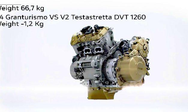 MOTOS 2021: NUEVA DUCATI MULTISTRADA, NUEVO MOTOR V4 GRANTURISMO.