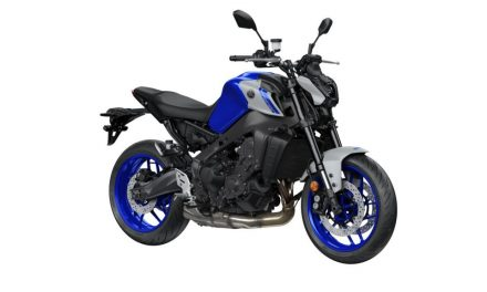 FOTOS YAMAHA MT09 2021