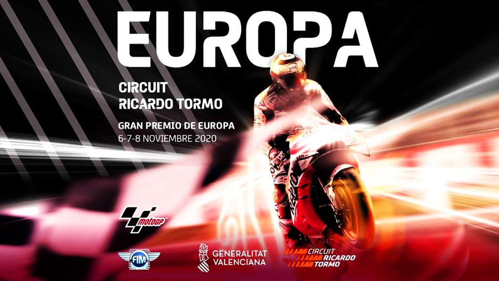 MOTOGP 2020: HORARIO GP EUROPA, VALENCIA.
