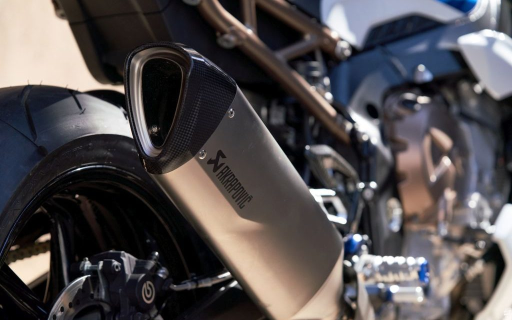 FOTOS BMW S 1000 R 2021