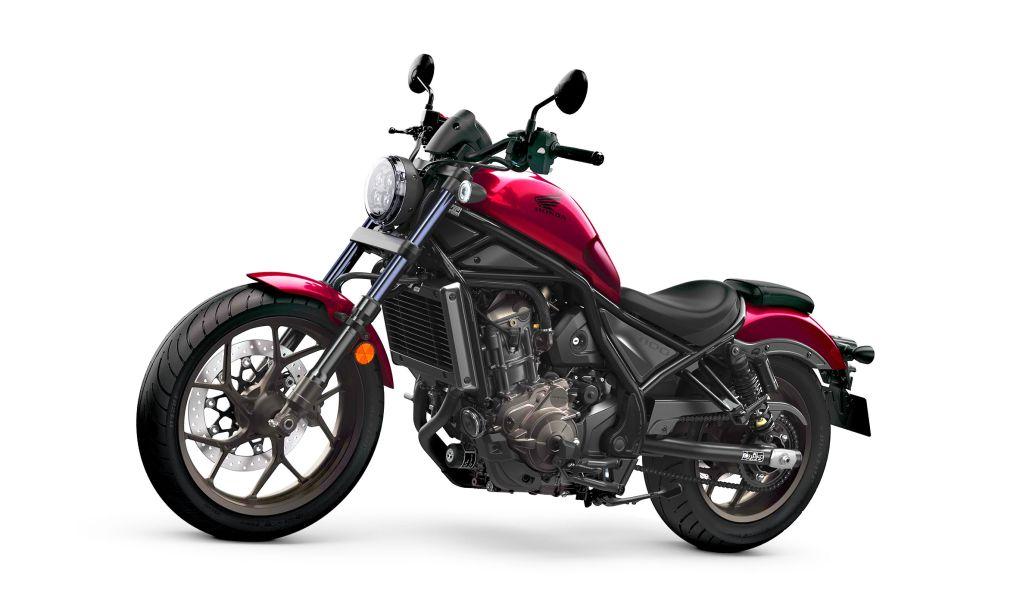 MOTOS 2021: HONDA REBEL CMX1100 , SUPERCUSTOM