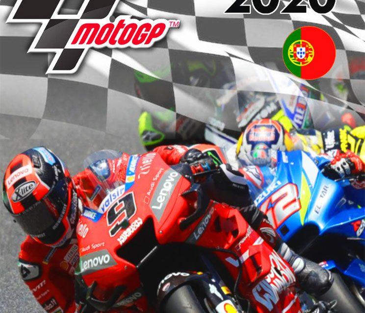 HORARIO MOTOGP 2020: GP PORTUGAL, PORTIMAO.  LA ULTIMA CARRERA