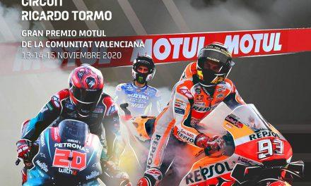 HORARIO MOTOGP 2020: GP DE VALENCIA, CHESTE. SE ACERCA EL FINAL