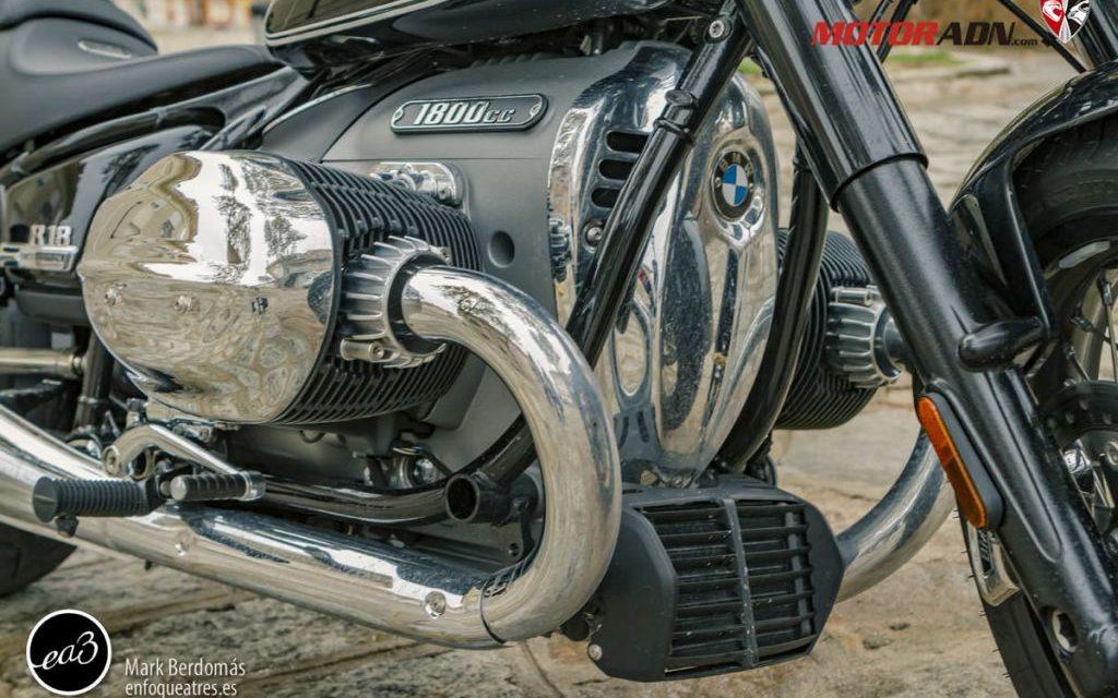 FOTOS PRUEBA BMW R18 2020