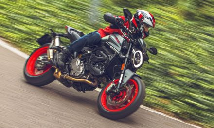 MOTOS 2021: LA DUCATI MONSTER EVOLUCIONA… MUCHO