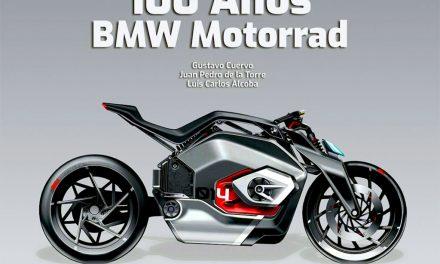 REGALOS NAVIDAD 2020: 100 AÑOS BMW MOTORRAD, EL MEJOR LIBRO JAMÁS ESCRITO SOBRE  BMW