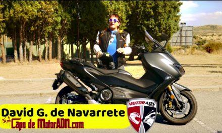 VIDEOPRUEBA YAMAHA TMAX 560 TECH MAX ¡NO TE LO PIERDAS!