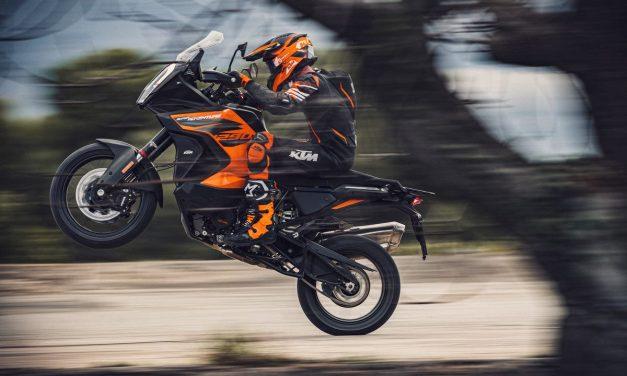 MOTOS 2021: KTM 1290 SUPERADVENTURE S. MEJOR AÚN… AUNQUE PAREZCA IMPOSIBLE