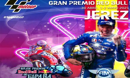 MOTOGP 2021: HORARIOS GP ESPAÑA. CIRCUITO DE JEREZ