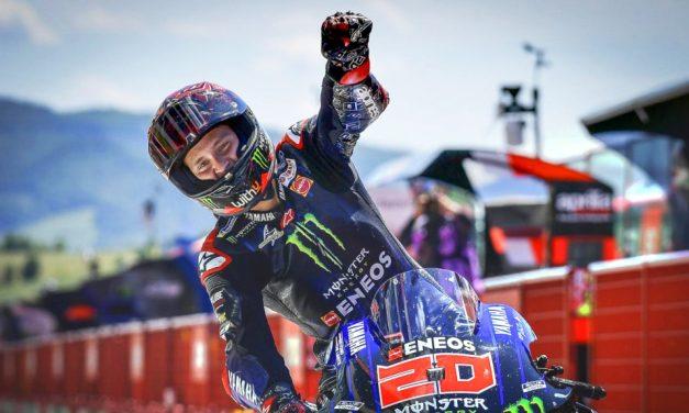 6º MOTOGP 2021 GP ITALIA, MUGELLO: QUARTARARO INVENCIBLE.