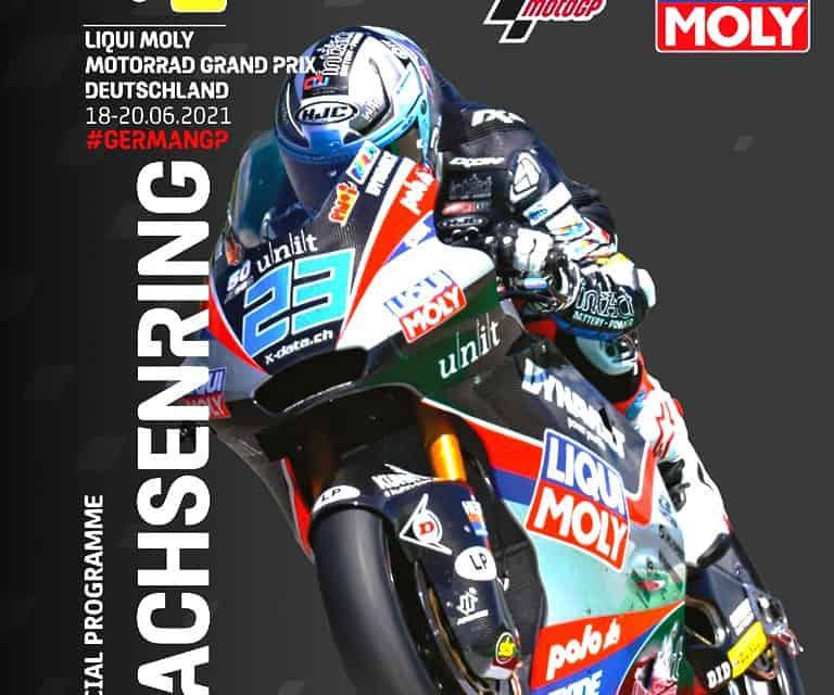 8º MOTOGP 2021 GP ALEMANIA, SACHSENRING: HORARIO.