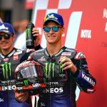 MOTOGP 2021: CARRERA GP HOLANDA 2021. YAMAHA DOMINA.