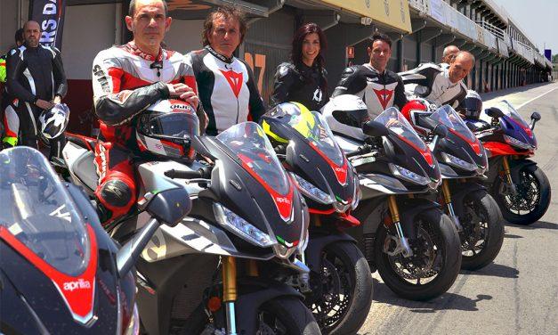 APRILIA RACER DAYS 2021: COMO SON, COMO SE VIVEN