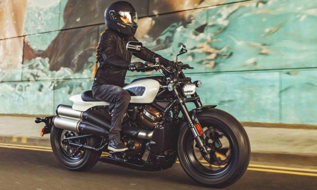 FOTOS Harley Davidson Sporster S 2021 previo