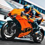 KTM RC8 C 2021: DEL MUNDIAL DE MOTO2 A TU GARAJE