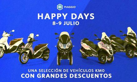 PIAGGIO DAYS 2021: ¡APROVECHA LOS DOS DÍAS DE MEGAOFERTONES!!