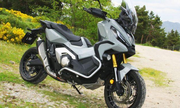 Fotos Honda X ADV 2021 MotorADN prueba