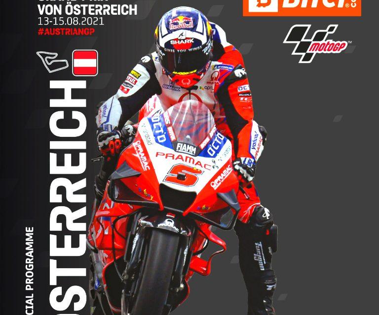 MOTOGP 2021: Horario Gran Premio Austria, Red Bull Ring. ¡Empezamos bien!